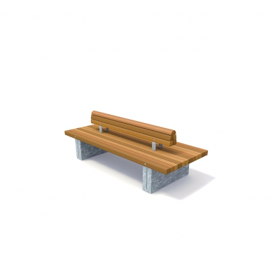 Solid 12 Benches