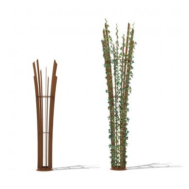 High Grass Pillars