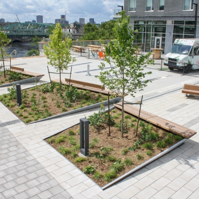 sustainable streetfurniture, benches
